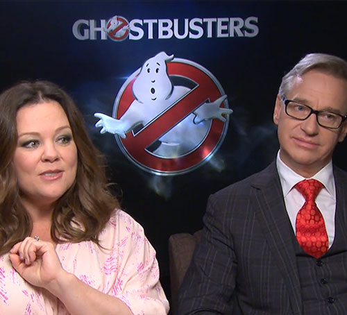 Melissa McCarthy and Paul Feig Interview at Marina Bay Sands