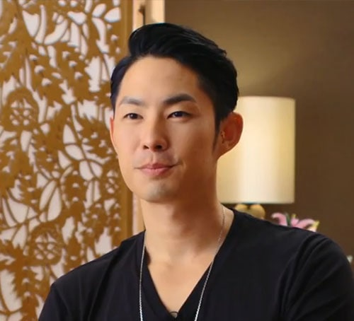 Van Ness Wu Interview at Marina Bay Sands