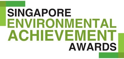 Singapore Environmental Achievement Awardsロゴ