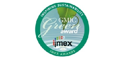 Green Supplier Award 2015 IMEX-GMIC Green Awards 2015