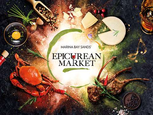 Epicurean Market 2017 at Marina Bay Sands