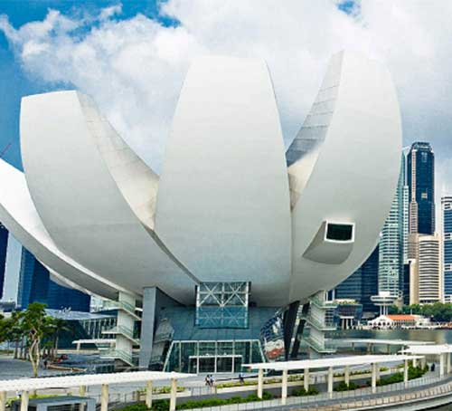 Art Science Museum at MBS
