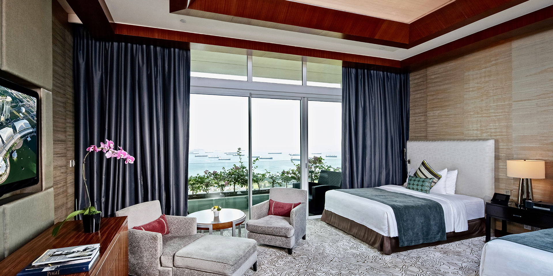 Chairman Suite at Marina Bay Sands