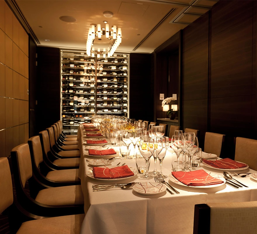 Private Dining at Marina Bay Sands
