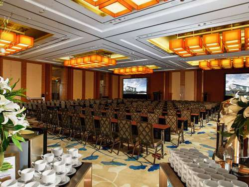 Meeting Rooms at Sands Expo and Convention Centre in Singapore