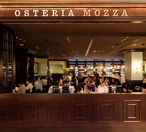 New Year's Eve at Osteria Mozza