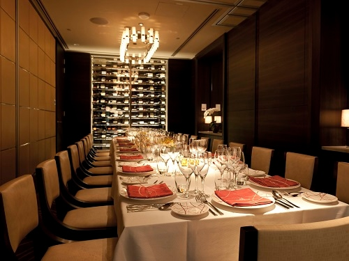 Robert Mondavi Wine Dinner at db Bistro & Oyster Bar at Marina Bay Sands