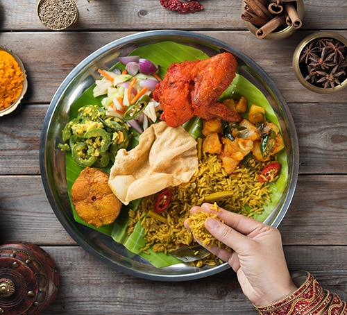 Guide to Indian Cuisine, Foodie Guide, Marina Bay Sands