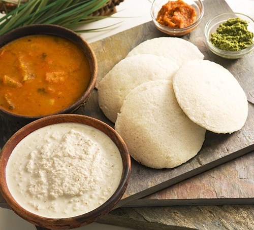 Idli, Traditional Breakfasts in Singapore, Foodie Guide, Marina Bay Sands