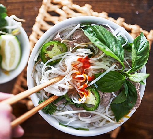 Vietnamese Pho, Guide to Noodles, Singapore Foodie Guide, Marina Bay Sands