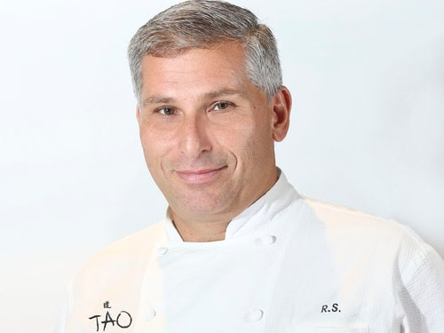 Chef Palph Scamardella at LAVO at Marina Bay Sands