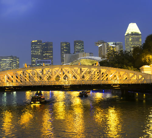 Anderson Bridge Singapore