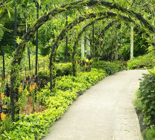 Picnic Spots in the City, Singapore Visitors Guide, Marina Bay Sands